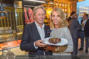 Opening - El Gaucho Rochusmarkt - Mi 20.09.2017 - Peter KRAUS mit Ehefrau Ingrid19