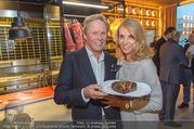 Opening - El Gaucho Rochusmarkt - Mi 20.09.2017 - Peter KRAUS mit Ehefrau Ingrid20
