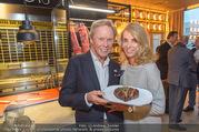 Opening - El Gaucho Rochusmarkt - Mi 20.09.2017 - Peter KRAUS mit Ehefrau Ingrid21