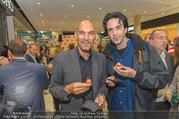 Opening - El Gaucho Rochusmarkt - Mi 20.09.2017 - Cyril RADLHER, Josef WINKLER35