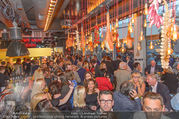 Opening - El Gaucho Rochusmarkt - Mi 20.09.2017 - G�ste, Gedr�nge im Inneren37