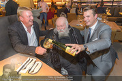 Opening - El Gaucho Rochusmarkt - Mi 20.09.2017 - Michael und Franz GROSSAUER, Hermann NITSCH49