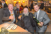 Opening - El Gaucho Rochusmarkt - Mi 20.09.2017 - Michael und Franz GROSSAUER, Hermann NITSCH50