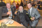 Opening - El Gaucho Rochusmarkt - Mi 20.09.2017 - Michael und Franz GROSSAUER, Hermann NITSCH51