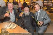Opening - El Gaucho Rochusmarkt - Mi 20.09.2017 - Michael und Franz GROSSAUER, Hermann NITSCH53