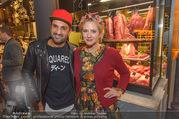 Opening - El Gaucho Rochusmarkt - Mi 20.09.2017 - Fadi MERZA, Niki OSL75