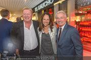Opening - El Gaucho Rochusmarkt - Mi 20.09.2017 - Franz GROSSAUER, Vera RUSSWURM, Georg P�LZL94