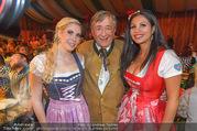 Lugner auf der Wiesn - Wiener Wiesn - Do 21.09.2017 - Nicole CHANELL, Richard LUGNER, Nina Bambi BRUCKNER3