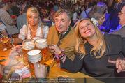 Lugner auf der Wiesn - Wiener Wiesn - Do 21.09.2017 - Richard LUGNER, Dany, Sonja K�fer SCH�NANGER10