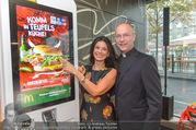 Eröffnung - McDonalds - Mo 25.09.2017 - Sonja KLIMA, Toni FABER7