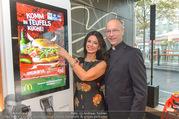 Eröffnung - McDonalds - Mo 25.09.2017 - Sonja KLIMA, Toni FABER8
