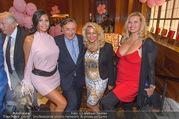 10 Jahre Madonna - Park Hyatt - Mo 25.09.2017 - Richard LUGNER, Nina Bambi BRUCKNER, Dany, Sonja K�fer SCH�NAN38