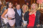 10 Jahre Madonna - Park Hyatt - Mo 25.09.2017 - Richard LUGNER, Nina Bambi BRUCKNER, Dany, Sonja K�fer SCH�NAN40