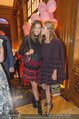 10 Jahre Madonna - Park Hyatt - Mo 25.09.2017 - Victoria SWAROVSKI mit Schwester Paulina76