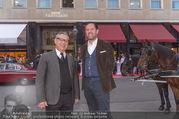 Restaurant Opening - Meissl & Schadn Grand Ferdinand - Mi 27.09.2017 - Michael PFALLER, Florian WEITZER10
