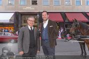 Restaurant Opening - Meissl & Schadn Grand Ferdinand - Mi 27.09.2017 - Michael PFALLER, Florian WEITZER11