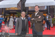 Restaurant Opening - Meissl & Schadn Grand Ferdinand - Mi 27.09.2017 - Michael PFALLER, Florian WEITZER13