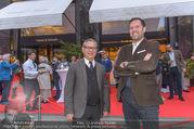 Restaurant Opening - Meissl & Schadn Grand Ferdinand - Mi 27.09.2017 - Michael PFALLER, Florian WEITZER14