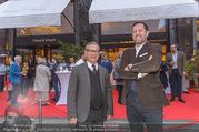 Restaurant Opening - Meissl & Schadn Grand Ferdinand - Mi 27.09.2017 - Michael PFALLER, Florian WEITZER15