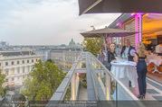 Restaurant Opening - Meissl & Schadn Grand Ferdinand - Mi 27.09.2017 - Blick von der Terrasse21