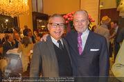 Restaurant Opening - Meissl & Schadn Grand Ferdinand - Mi 27.09.2017 - Wolfgang ROSAM, Michael PFALLER81