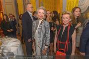 Raffael Ausstellungseröffnung - Albertina - Do 28.09.2017 - Silvia EISENBURGER-KUNZ, Elisabeth G�RTLER55