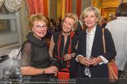 Raffael Ausstellungseröffnung - Albertina - Do 28.09.2017 - Elisabeth G�RTLER, Xenia HAUSNER80