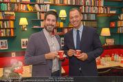 Julius Meinl Poesie Brunch - Cafe Museum - Fr 29.09.2017 - Clemens UNTERREINER, Marcel L�FFLER22