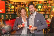 Julius Meinl Poesie Brunch - Cafe Museum - Fr 29.09.2017 - Christina MEINL, Clemens UNTERREINER27