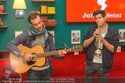 Julius Meinl Poesie Brunch - Cafe Museum - Fr 29.09.2017 - Belle Fin31