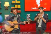 Julius Meinl Poesie Brunch - Cafe Museum - Fr 29.09.2017 - Belle Fin33