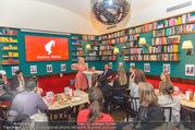 Julius Meinl Poesie Brunch - Cafe Museum - Fr 29.09.2017 - 40