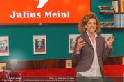 Julius Meinl Poesie Brunch - Cafe Museum - Fr 29.09.2017 - Christina MEINL44
