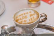 Julius Meinl Poesie Brunch - Cafe Museum - Fr 29.09.2017 - Kaffeetasse, Kaffee mit Spruch, Aufdruck, Bild52