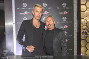 Store Opening - Philipp Plein Store - Fr 29.09.2017 - Florian WESS mit Vater Arnold34