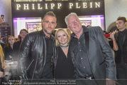 Store Opening - Philipp Plein Store - Fr 29.09.2017 - Philipp PLEIN, Ernst und Manuela FISCHER72