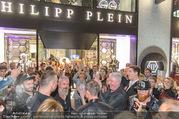 Store Opening - Philipp Plein Store - Fr 29.09.2017 - Ankunft von Philipp PLEIN73