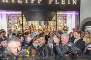 Store Opening - Philipp Plein Store - Fr 29.09.2017 - Ankunft von Philipp PLEIN74
