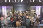 Store Opening - Philipp Plein Store - Fr 29.09.2017 - Gedr�nge vor dem Store91