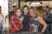Store Opening - Philipp Plein Store - Fr 29.09.2017 - Isabella ABEL, Sissy KNABL, Atousa MASTAN92