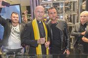 Store Opening - Philipp Plein Store - Fr 29.09.2017 - Philipp PLEIN, Toni Anton FABER (Pfarrer)134
