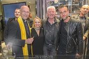 Store Opening - Philipp Plein Store - Fr 29.09.2017 - Philipp PLEIN, Toni Anton FABER (Pfarrer Seegnung), Ernst und Ma136