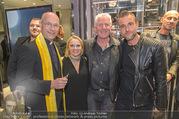 Store Opening - Philipp Plein Store - Fr 29.09.2017 - Philipp PLEIN, Toni Anton FABER (Pfarrer Seegnung), Ernst und Ma137