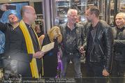 Store Opening - Philipp Plein Store - Fr 29.09.2017 - Philipp PLEIN, Toni Anton FABER (Pfarrer Seegnung), Ernst und Ma140
