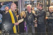 Store Opening - Philipp Plein Store - Fr 29.09.2017 - Philipp PLEIN, Toni Anton FABER (Pfarrer Seegnung), Ernst und Ma141