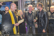Store Opening - Philipp Plein Store - Fr 29.09.2017 - Philipp PLEIN, Toni Anton FABER (Pfarrer Seegnung), Ernst und Ma142