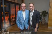 Herbstfest - Chalet Möller - Sa 30.09.2017 - Clemens TRISCHLER mit Vater Thomas35
