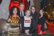 Tanz der Vampire - Ronacher - Sa 30.09.2017 - Barbara WUSSOW, Albert FORTELL mit Kindern Johanna und Nikolaus 27