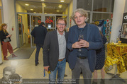 Babylon Berlin Kinopremiere - Urania Kino - Mo 02.10.2017 - Serge FALCK, Wolfgang MURNBERGER11