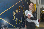 Babylon Berlin Kinopremiere - Urania Kino - Mo 02.10.2017 - Celine SCHRENK21